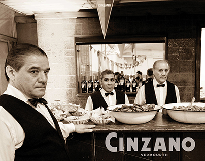 Vermouth Cinzano Argentina - Photography