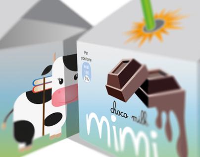 Mimì Milk | Packaging | EXAMPLE