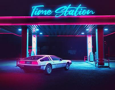 Time Station
