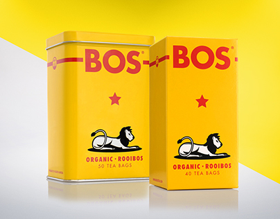 BOS Organic Tea Bag Pack Refresh