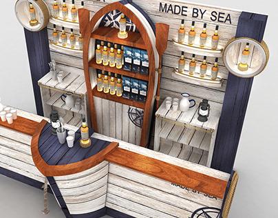 Talisker Event Bar Design