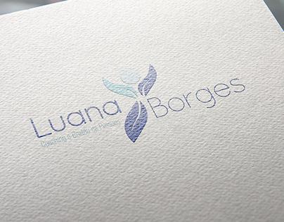 Criação de Logomarca Luana Borges