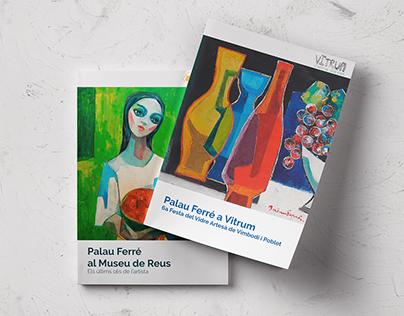 Llibrets d'Art Maties Palau Ferré