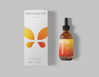 Monarch CBD Oils