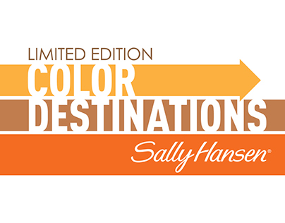 Sally Hansen In-store Displays