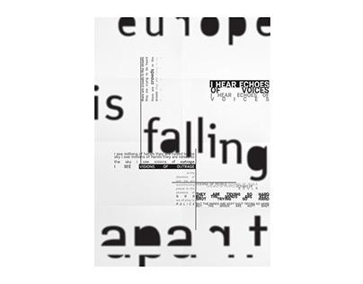 Typographic posters /1
