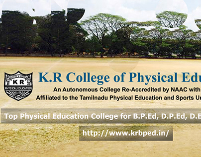 Top Physical Education College for B.P.Ed,D.P.Ed Course