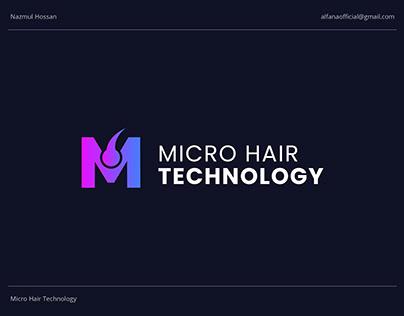 MICRO HAIR TECHNOLOGY - Logo Design