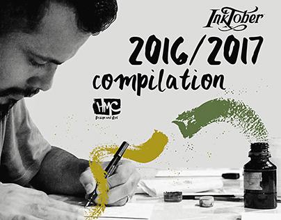 Inktober 2016/2017 Compilation