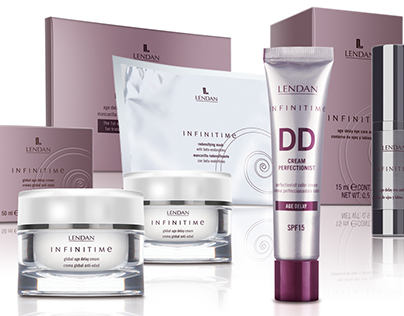 Infinitime - the package display design