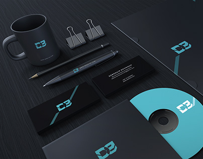 Corporate Branding - Stationery Collateral