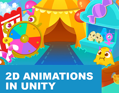 2D animations in Unity - Blappsis bgd