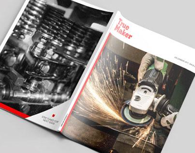 Branding || True Maker magazine ||