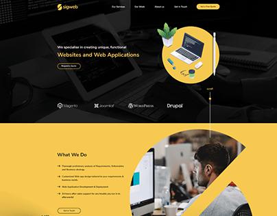 Sigweb - Complete Website Design