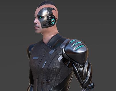 Cyborg char