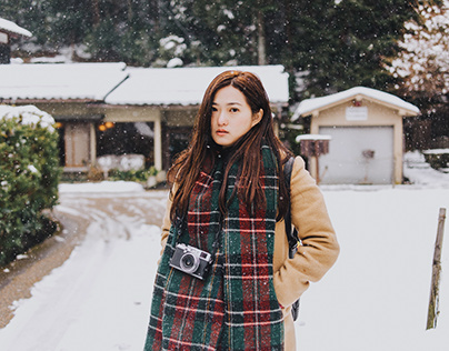 Kyoto, winter 2017.