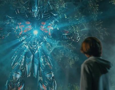 Transformers / VFX Breakdown