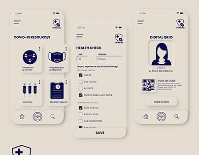 VIMMUNE: COVID-19 Health & Safety App