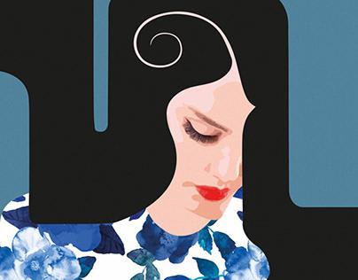 Digital Art for Decorumwallpaper - Like a Flower