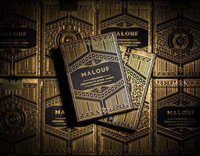 Malouf Playing Cards