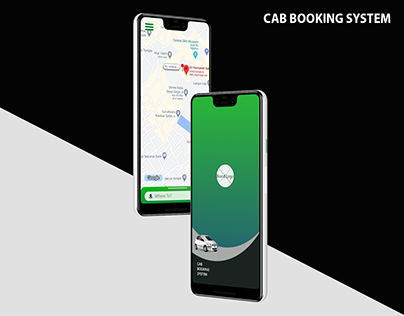 Cab Booking System (Traveller Module)