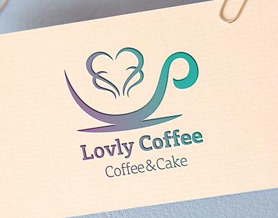 Lovly Coffee Logo