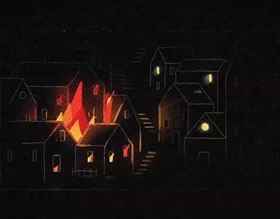 Fires / YuleLog