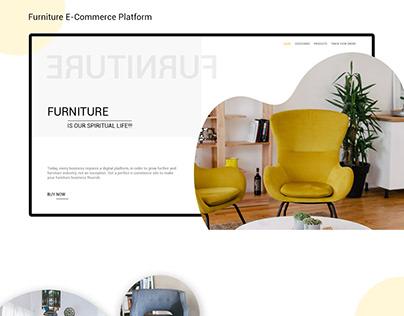 Furniture E-Commerce Platform