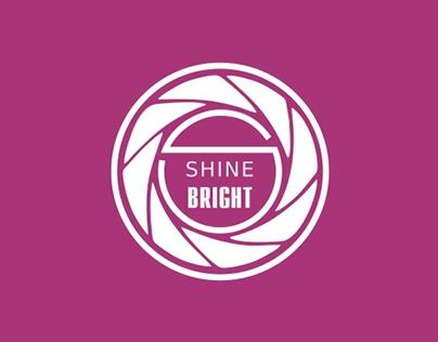 Shine Bright Photography Logotype