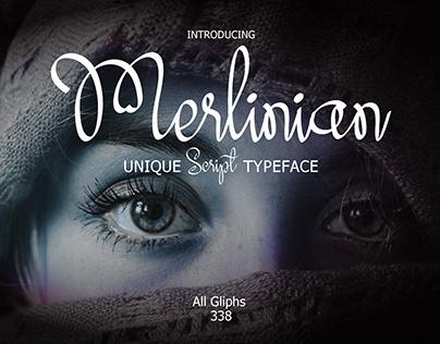 Merlinian Unique Script