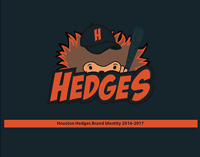 Houston Hedges Brand Identity
