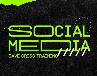 Social Media • Cave Cross Training