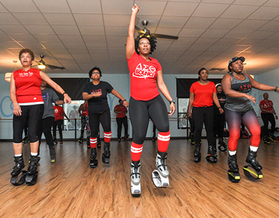 Indoor Sports/Fitness: Bounce Fitness