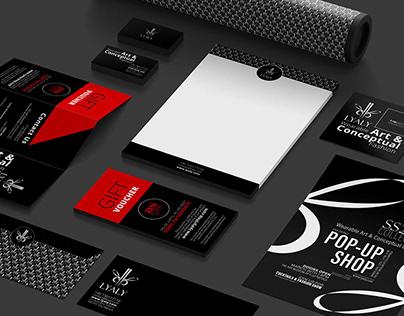 Office Stationery / Branding / Visual Identity