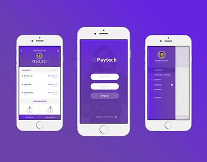 Paytech // Diseño Web & App