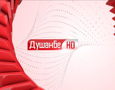 Dushanbe Tv On air Design