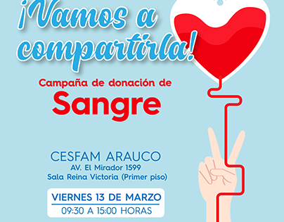 Campaña de Donación de Sangre 2020