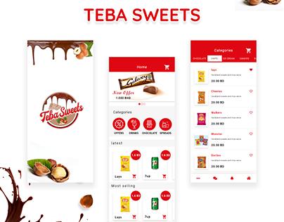 Teba sweets