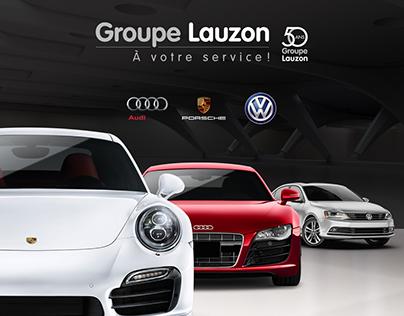Groupe Lauzon   Evolio