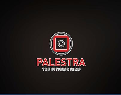Palestra Fitness Logo Design