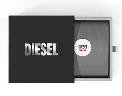 Diesel Jewelry Packaging