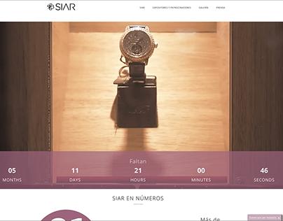 website SIAR
