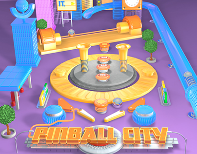 Pinball City