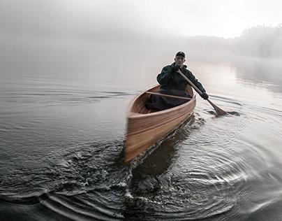 Canoe Build