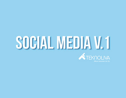 Social Media - Teknoliva