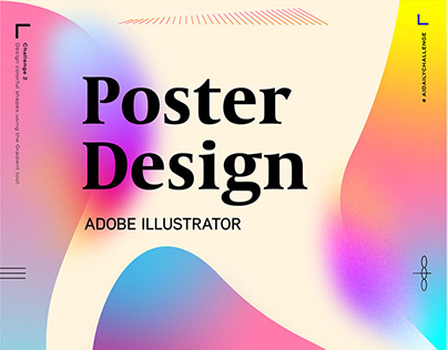 Poster Design - Adobe illustrator 2020