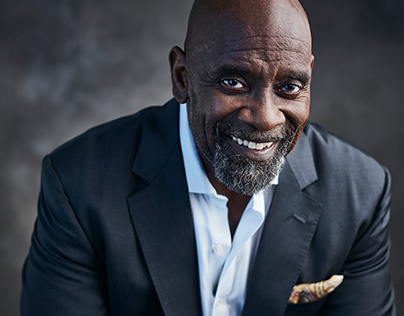 "Chris Gardner of ""Pursuit of Happyness"" for AT&T"