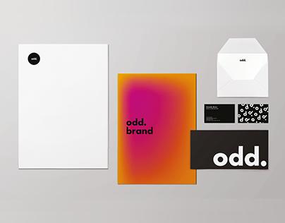 odd. brand | Brand