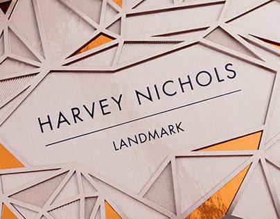 Harvey Nichols Landmark HK