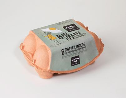Schulprojekt: Packaging– Eierkarton